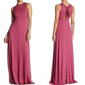 Rachel Pally Evan Tie-Back Maxi Dress